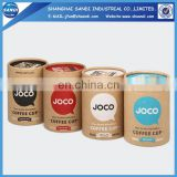Promotional custom design printed packaging paper tube