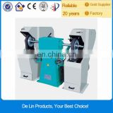 Hand tire buffing machine for stainless steel