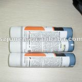 Aluminum Shoe Care Personal Cream Tube Packaging