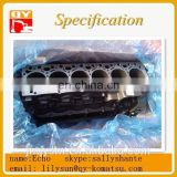 New engine cylinder block for sale pc200-6 pc300-7 pc400-7 pc460-5