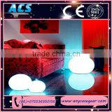 ACS LED rgb colorful ball waterproof led ball color changing ball