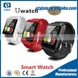 Fashion U8 phone support Bluetooth Smart Watch altitude test burglar alarm is sent to friends the best products