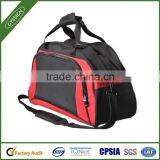 Brand new China supplier 420D,600D,1680D or custom zipper travel bag with water bottle holder