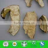 Chinese mushrooms Dried Boletus slices from pollution-free mountains