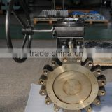 API & ASME LUG TYPE BUTTERFLY VALVE for pipe line valve used in oil gas field