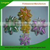 Hot Sale Colorful Star Bow For Christmas Decorative