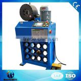 2016 barnett Factory Price rubber tubes hydraulic hose press