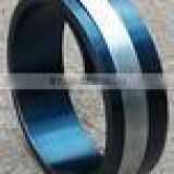 C75s blue polish hardened and tempered rolling shutter spring steel strips