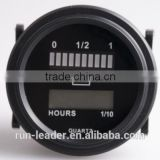RL-BI004 Digital LED State Battery Charge Indicator 12V&24V,24V,36V,48V,72V and digital hour meter