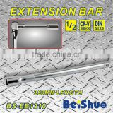 Quality Automobile Repair Hand Tool - 1/2-Inch 250mm Square Drive Chrome Plated Wobble Extension Bar