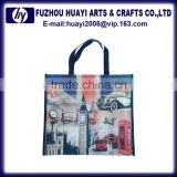 PP/PVC Exhibition Advertising Shopping Bag