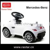 2016 wholesale RASTAR foot to floor scooter free wheel no need power ride on toys