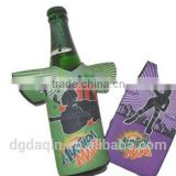 2014 Good Quality beer bottle cooler sleeve
