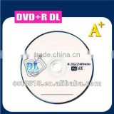 DVD+R DL 8X Data Storage Media Dual Layer Blank DVD 8.5GB