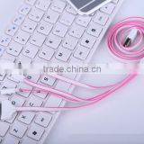 Good quality 4 in 1 micro usb data cable, usb cable for mobile phone, data cable, charging cable