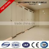 WGY compact laminate toilet door