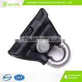 Zhuojiya Yueqing Manufacturer Supply 1 Core ABC Suspension Cable Clamp For Overhead Line