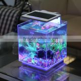 LED lamp acrylic fish tank aquarium for coffe table aquarium                                                                         Quality Choice