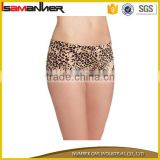 Low waist women boxer panties fancy boyshorts lady care panties