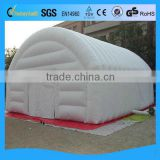 Super quality hotsell inflatable yurt dome tent