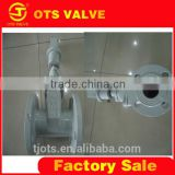 ZV-LY-005 ductile iron rubber sealed non rising stem gate valve pn16