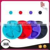 fashion 3D 2D silicone rubber soft pvc cup mat professional factory supply custom laser cut felt cup mat,felt coaster