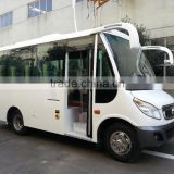 China supplier new design 6m14-19 seats diesel mini tourist bus sales
