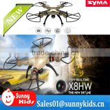 Original Syma X8HW WIFI FPV drone With 2MP HD Camera 2.4G 4CH 6Axis Altitude Hold RC Quadcopter