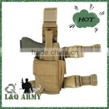 2015 New Products Military Drop Leg Holster Tactical Holster