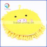 Hot selling products funny kids cute cartoon cleaning sponge gloves