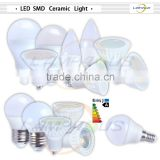Price favorable Samsung LG SMDs 3 years warranty warmwhite dim 5w gu10 led sensor light bulb