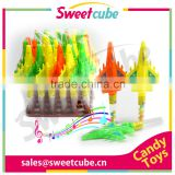Low price Aircraft Toys Candy with whistle                                                                         Quality Choice