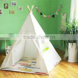 Early childhood toy tent game house Indian children's baby toy house indoor tent canvas