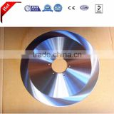 4.5 Inch Stainless steel Sintered Small Circular Saw Blade for Cutting Hard Tungsten steel