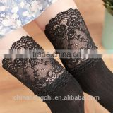 japanese sexy ladies lace cotton gray black tall young girls school girls short tights pantyhose