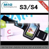 arm band Running Jogging Gym Armband Cover Holder For Mobile phone, For Samsung S3 armband, armband For Samsung S4
