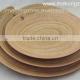 bamboo lacquered dishes