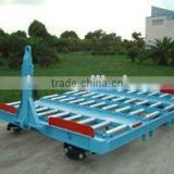 7T Pallet dolly trailer for aviation ground support equipment