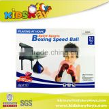 Hot kids indoor playground boxing sport set sport toy boxing set boxing equipment for kids