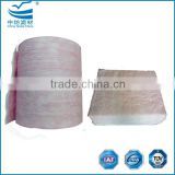 Synthetic pocket filter material pink rolls F7