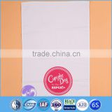 Wholesale custom logo printed plain white cotton tea towel                                                                                                         Supplier's Choice