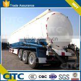 Bulk Cement Trailer/moringa powder carrier trailer for sale