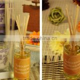 150ml The best choice of new year's candle gift set many flavors reed diffuser with wooden cap