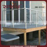 deck cable railing systems/cable railing kit/wire rope fittings