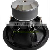 "China car subwoofer,3000W RMS / 6000W Max power,18"" car subwoofer / SPL18 car audio subwoofer"