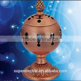 Hot sale customized design censer and thurible middle east cheap brass incense burner for sale