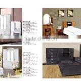 Modern executive bedroom furniture for sale-S-015