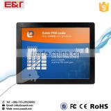 "12"" USB interface Multi-touch IR touch screen frame waterproof/sunlight resistance panel kit for POS/Kiosk/ATM"
