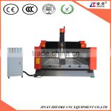Heavy Duty 4 Axis Stone Engraving Cutting Machine CNC Stone Router ZK-1325 1300*2500mm With 600mm Z Height Computer Control
