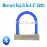 Android Smart Euro Electronic E Lock System For Bikes